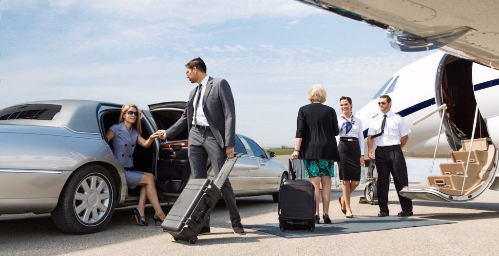 executive car airport transportation